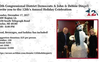 12th District Holiday Celebration