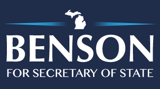 Benson for Secretary of State