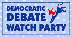 Debate Watch Party- Pizza House, Ann Arbor