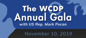 The WCDP Annual Gala with Congressman Mark Pocan of Wisconsin