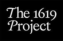1619 project logo
