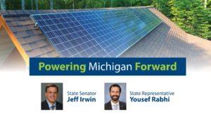Powering Michigan Forward with Jeff Irwin and Yousef Rabhi