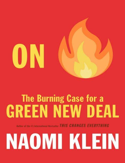 On Fire by N Klein