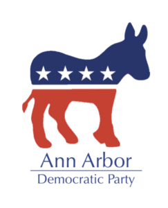 AA Dem Party donkey