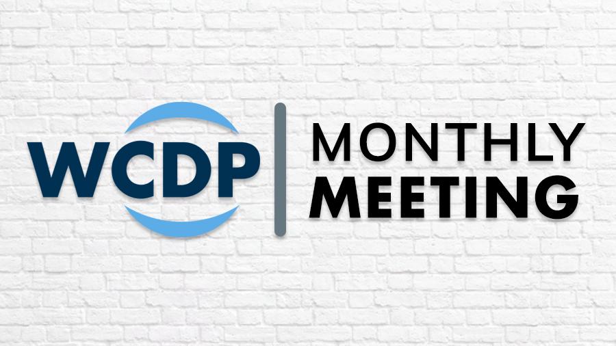 WCDP meeting